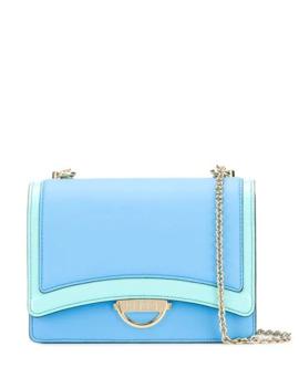 Colour Block Shoulder Olivia Bag by Emilio Pucci