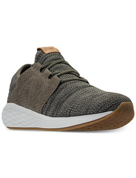 Men's Fresh Foam Cruz Running Sneakers From Finish Line by General