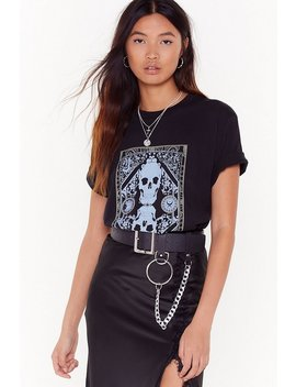 Until Death Do Us Part Graphic Tee by Nasty Gal