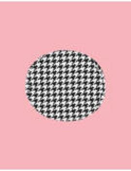 Houndstooth Beret by Bershka