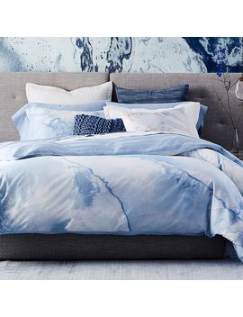 Glacier Bedding Collection by Oake
