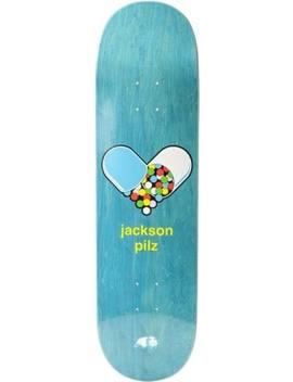 Enjoi             Pilz Pills 8.5 R7 Skateboard Deck by Enjoi