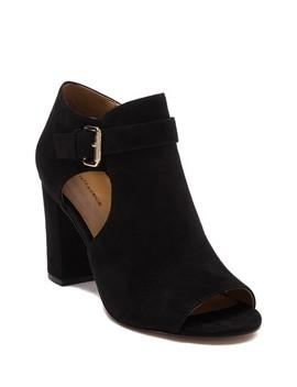 birkley-transitional-cutout-block-heel-bootie by 14th-&-union