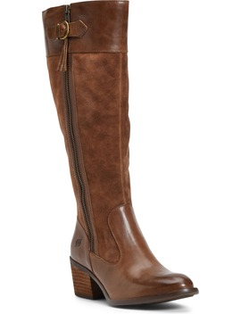 Uchee Knee High Boot by BØrn