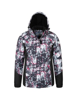 Women's Printed Ski Jacket   Nwt by Mountain Warehouse