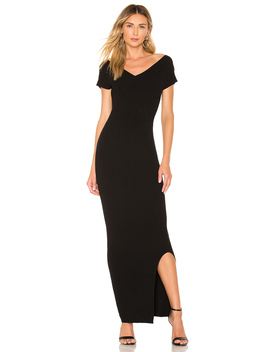 Double V Sweater Dress by 525 America