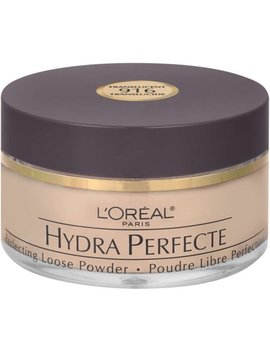 L'oreal Paris Hydra Perfecte Perfecting Loose Face Powder, Translucent, 0.5 Oz. by Hydra Perfecte