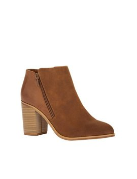 Melrose Ave Women's Hot Gossip Vegan Booties by Melrose Ave