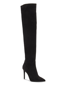 Livelle Over The Knee Stretch Boots by General