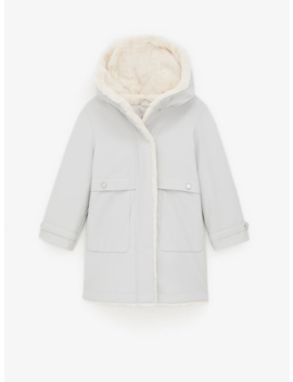 Lined Rubberized Raincoat New Ingirl by Zara