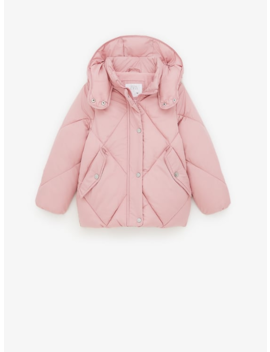 Lined Puffer Jacket New Ingirl by Zara