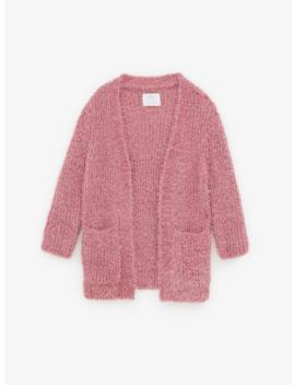 Sparkly Knit Cardigan New Ingirl by Zara