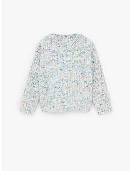 Tie Dye Chenille Sweater New Ingirl by Zara