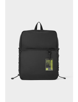 Basic Nylon Backpack Backpacks Backpacks And Handbags Man by Zara