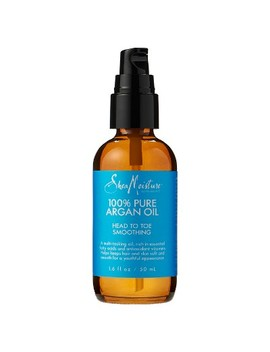 Shea Moisture 100% Pure Argan Oil   1.6 Fl Oz by 1.6 Fl Oz