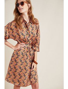 Edeline Abstract Shirtdress by Eva Franco
