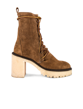 Dylan Lace Up Boot by Free People
