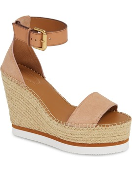 'glyn' Espadrille Wedge Sandal by See By ChloÉ
