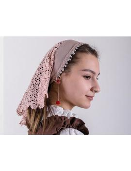 Head Covering Christian, Mantilla Chapel Veil, Veil For Mass by Etsy