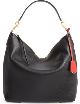 Perry Leather Hobo Bag by Tory Burch
