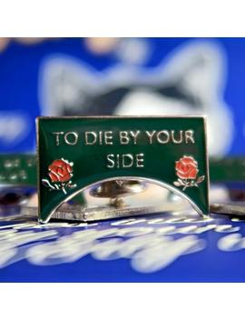 To Die By Your Side Pin Badge The Smiths Morrissey Salford Lads Club The Queen Is Dead England Is Mine by Etsy