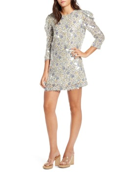 Floral Print Minidress by English Factory