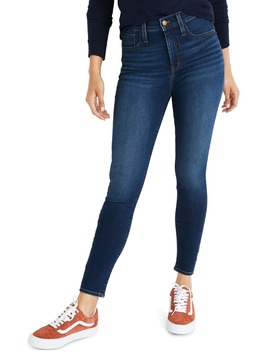 Roadtripper High Rise Ankle Jeans by Madewell