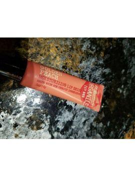 Bath Body Works C. O. Bigelow Lip Gloss Organics Golden Peach New Not Sealed by Bath & Body Works