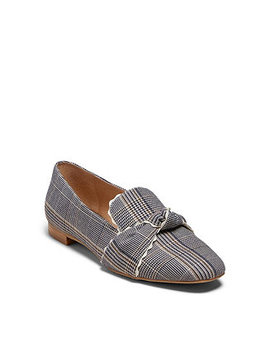 Holly Plaid Loafers by General