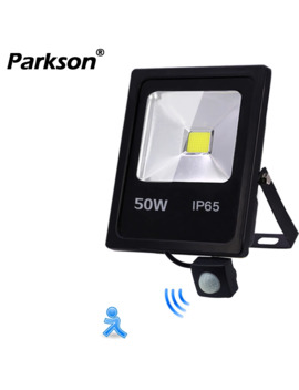 Motion Sensor Led Flood Light Ip65 Waterproof 50 W 30 W 10 W Reflector Floodlight Lamp Ac 220 V Foco Led Exterior Outdoor Spot Light by Ali Express.Com