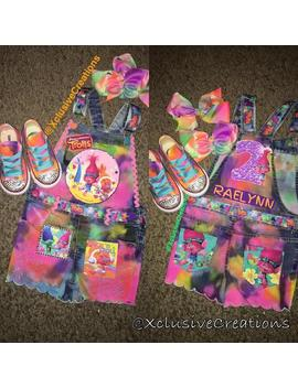 Trolls (Overalls &Amp; Shoes) by Etsy