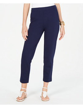 Slim Pull On Pants, Regular & Petite Sizes by General