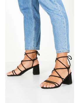 extra-wide-fit-wrap-block-heel by boohoo