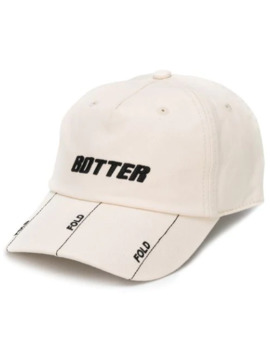 Embroidered Logo Cap by Botter