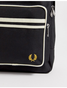 Fred Perry Twin Tipped Back Pack by Fred Perry