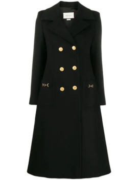 Wool Coat by Gucci