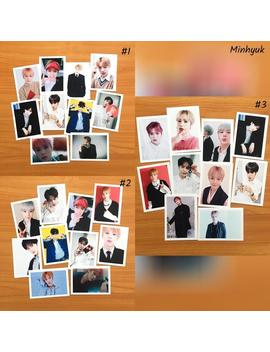 Monsta X Lomo Photocards (Unofficial) by Etsy