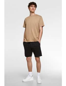 Washed Shorts View All Shorts Man by Zara