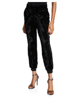 Pete Slouchy Pull On Pants by Alice + Olivia
