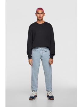 Essentials Jeans View All Jeans Man by Zara