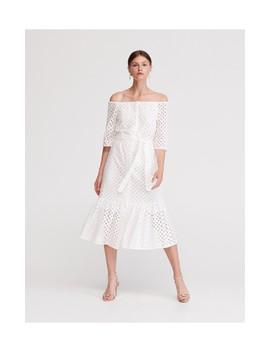 Šaty S Odhalenými Rameny by Reserved