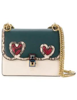 Kan I Heart Shoulder Bag by Fendi