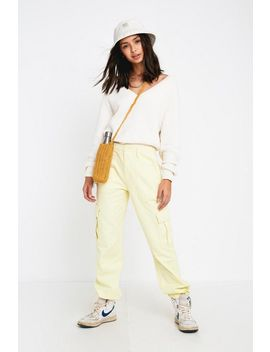 Bdg Authentic Lemon Cargo Pant by Bdg