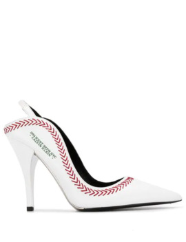 Jackie Baseball Pumps by Calvin Klein 205 W39nyc