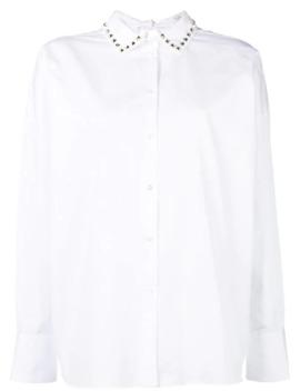 Rockstud Collar Shirt by Valentino