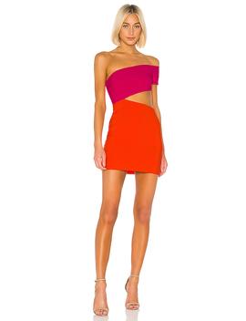 Rowan Mini Dress In Multi by Lovers + Friends