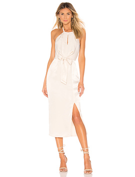 X Revolve Milo Dress In Ivory by House Of Harlow 1960