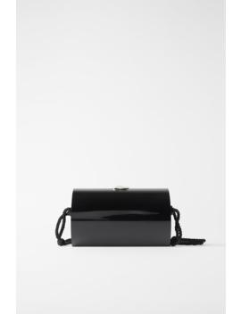 Methacrylate Oval MinaudiÈre Crossbody Bag View All Bags Woman by Zara