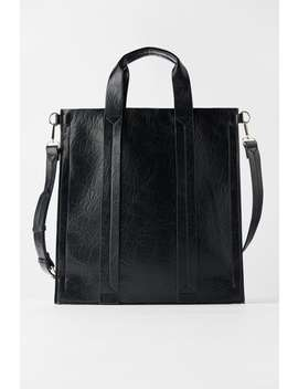 Flat Tote Bag View All Bags Woman by Zara