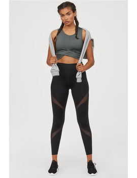 Collant Training Taille Haute by H&M
